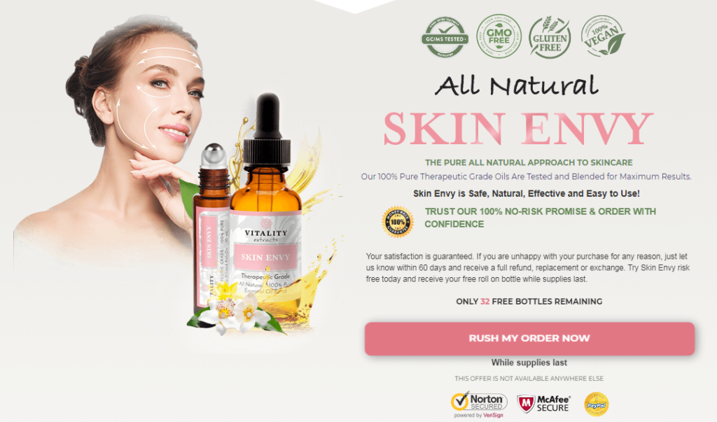 Skin Envy reviews