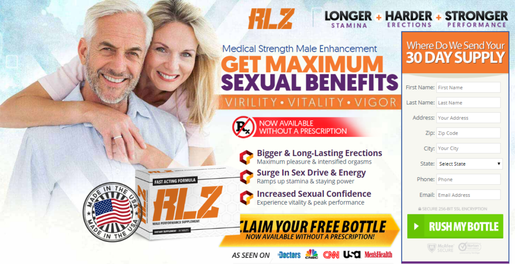 rlx male enhancement Order