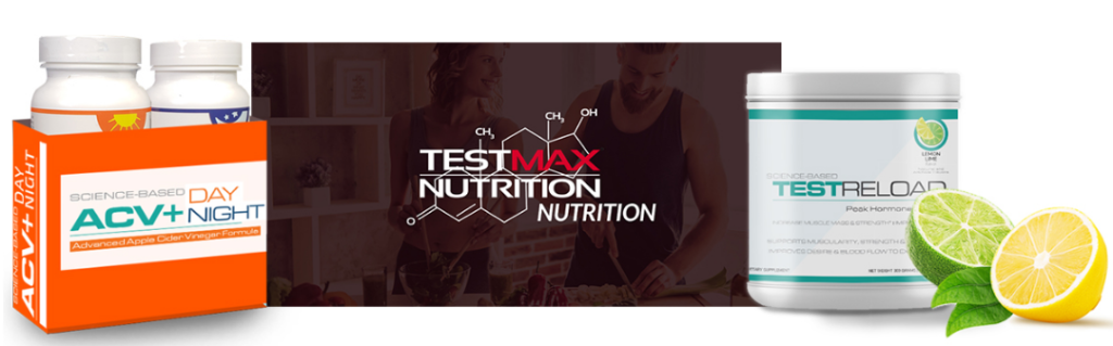 Testmax Nutrition Pills