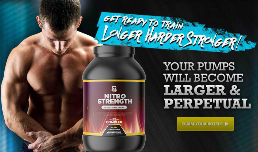 Nitro Strength Muscle Supplement