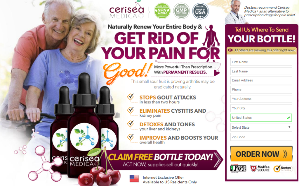 cerisea medica where to buy