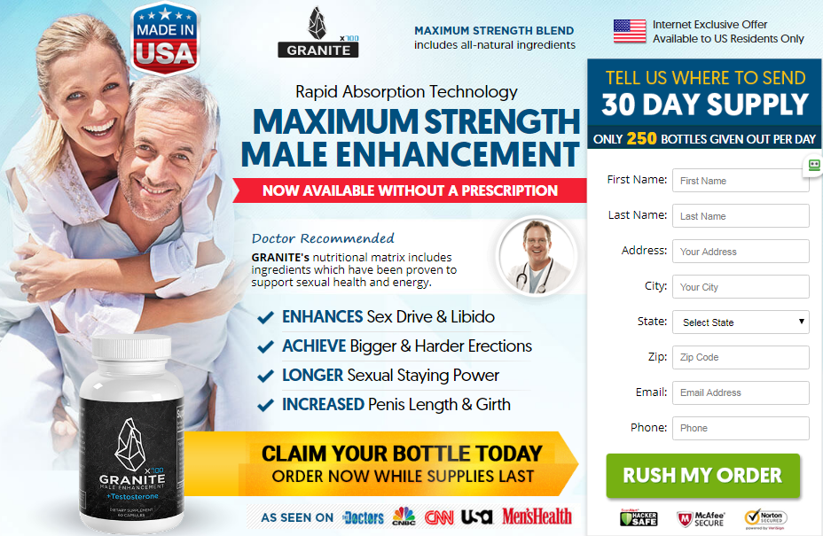 granite male enhancement where to buy