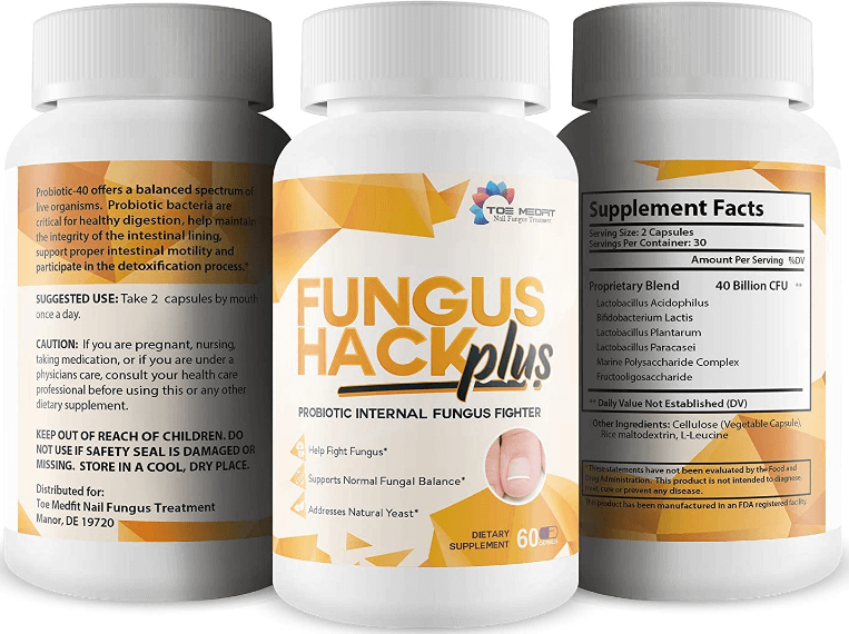 fungus hacks Pills